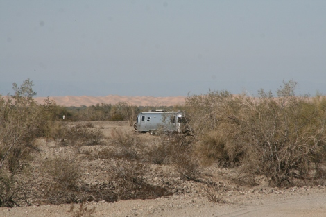 BLM lands camping
